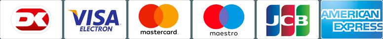 Betalings logoer